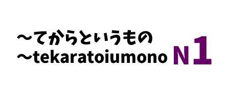 【N1】~てからというもの /~tekaratoiumono