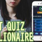 JLPT quiz millionaire/App for JLPT exam/日本語能力試験対策アプリ紹介